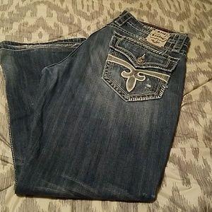 Men's Rock Revival Boot jeans